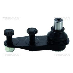 Trag- / Führungsgelenk Konusmaß: 18mm mit OEM-Nummer 8200763290(-)