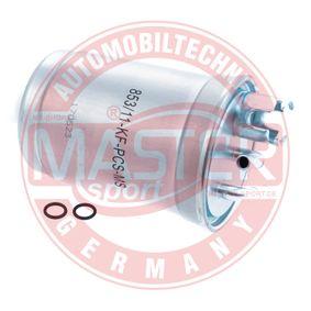 Kraftstofffilter Höhe: 148mm mit OEM-Nummer 1120 224
