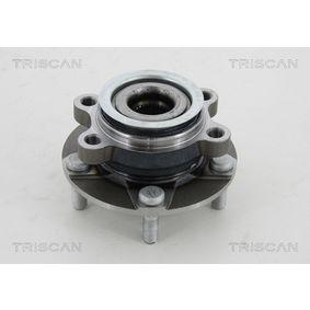 Wheel Bearing Kit Ø: 136mm, Inner Diameter: 28,4mm with OEM Number 4020 2JG 01B