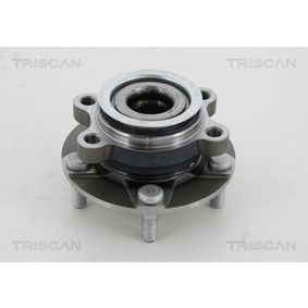 2011 Nissan Juke f15 1.6 DIG-T 4x4 Wheel Bearing Kit 8530 14129