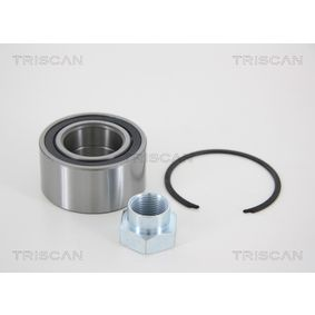 Wheel Bearing Kit 8530 15121 PANDA (169) 1.2 MY 2005