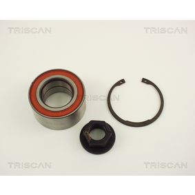 Wheel Bearing Kit Ø: 72mm, Inner Diameter: 39mm with OEM Number D350 33 047B