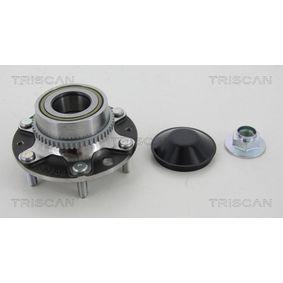 Radlagersatz Ø: 161mm, Innendurchmesser: 45mm mit OEM-Nummer 52710-4D000