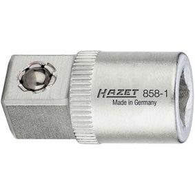 HAZET  858-1 Преходен адаптер, тресчотка