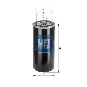 Hydraulikfilter, Automatikgetriebe Höhe: 176, 176,0mm mit OEM-Nummer 000 983 0615