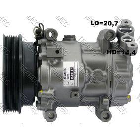 Kompressor, Klimaanlage 8600117 CLIO 2 (BB0/1/2, CB0/1/2) 1.5 dCi Bj 2016