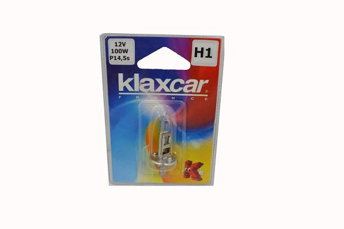 Bulb, headlight 86205x KLAXCAR FRANCE P145s original quality