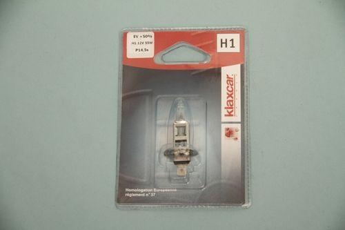 Bulb, headlight 86244x KLAXCAR FRANCE P145s original quality