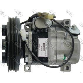 klimakompressor für mazda 323 f vi schrägheck (bj) 1.6 98 ps ab 2001