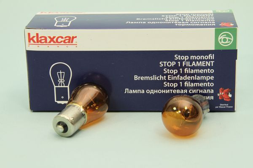 Bulb 86272z KLAXCAR FRANCE BA15s original quality