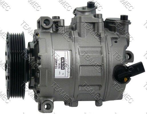 TEAMEC  8629703 Klimakompressor Riemenscheiben-Ø: 110mm