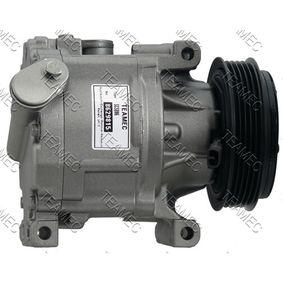 Compressor, air conditioning 8629815 PANDA (169) 1.2 MY 2004