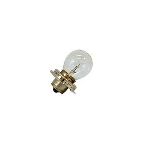 Bulb, headlight S3, P26s, 12V, 15W 86452z