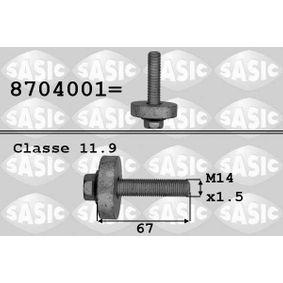 Riemenscheibenschraube mit OEM-Nummer 8200312462