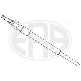 Glühkerze Länge über Alles: 117,5mm, Gewindemaß: M8X1 mit OEM-Nummer N10579802