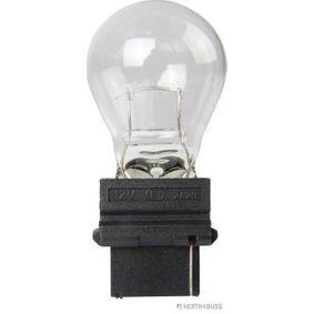 Bulb, indicator P27W, W2,5x16d, 12V, 27W 89901310 NISSAN PRAIRIE PRO (M11)