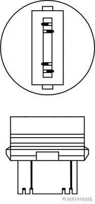 Bulb, indicator HERTH+BUSS ELPARTS 89901311 expert knowledge