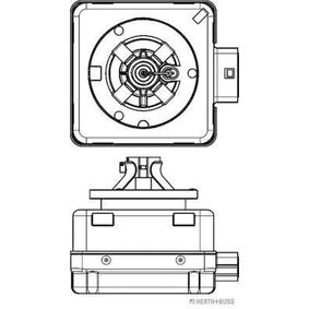 Bulb, spotlight D3R (gas discharge tube) 42V 35W PK32d-6 4300K Xenon 89901312