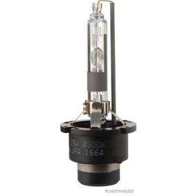 Крушка с нагреваема жичка, фар за дълги светлини D4R, газоразрядна лампа, 35ват, 42волт, ксенон 89901319
