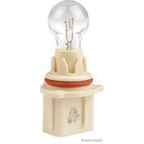 Bulb, park- / position light P13W, PG18,5d-1, 12V, 13W 89901332