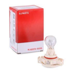 Bulb, tail fog light PS19W, PG20-1, 12V, 19W 89901333