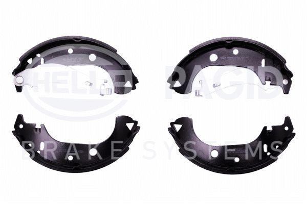 Bremsbacken 8DB 355 002-611 HELLA H9585 in Original Qualität