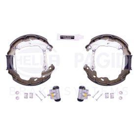 Bremsbackensatz Breite: 32,0mm mit OEM-Nummer 4242-16