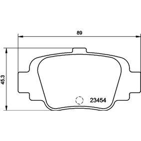 8DB 355 011-551 HELLA 23454 in Original Qualität
