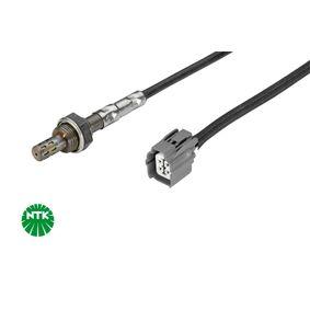 Lambdasonde mit OEM-Nummer 36531-P45-G02