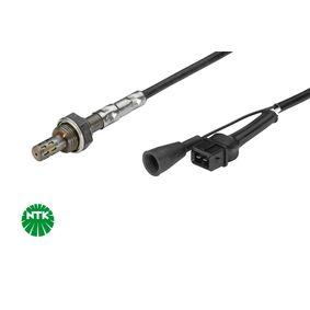 NGK Lambdasonde 0204 für AUDI 80 (8C, B4) 2.8 quattro ab Baujahr 09.1991, 174 PS