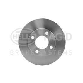 Bremsscheibe Bremsscheibendicke: 13,0mm, Ø: 256mm mit OEM-Nummer 431 615 301