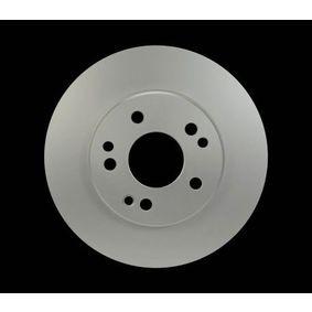 Bremsscheibe Bremsscheibendicke: 22mm, Ø: 284mm mit OEM-Nummer 124 421 16 12