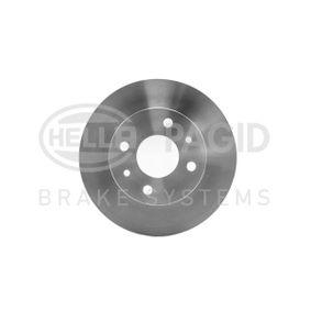 Bremsscheibe Bremsscheibendicke: 12,0mm, Ø: 240mm mit OEM-Nummer 7 173 842 3