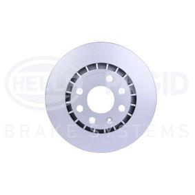 Bremsscheibe Bremsscheibendicke: 24mm, Ø: 256mm mit OEM-Nummer 5 69 042