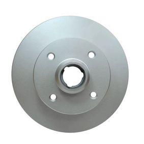 Bremsscheibe Bremsscheibendicke: 10mm, Ø: 226mm mit OEM-Nummer 191 501 639A