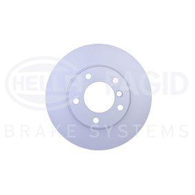 Bremsscheibe Bremsscheibendicke: 22mm, Ø: 286mm mit OEM-Nummer 6864060