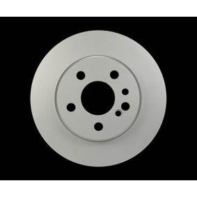 Bremsscheibe Bremsscheibendicke: 12,0mm, Ø: 290,0mm mit OEM-Nummer 140 423 06 12