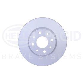 Bremsscheibe Bremsscheibendicke: 20mm, Ø: 257mm mit OEM-Nummer 51749124