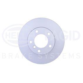 Bremsscheibe Bremsscheibendicke: 22mm, Ø: 296mm mit OEM-Nummer 34111163013