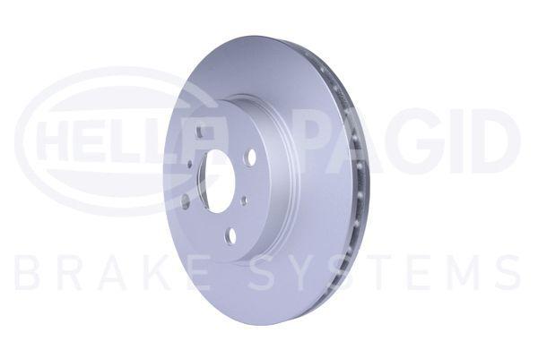 Disco de freno HELLA 8DD 355 104-871 evaluación
