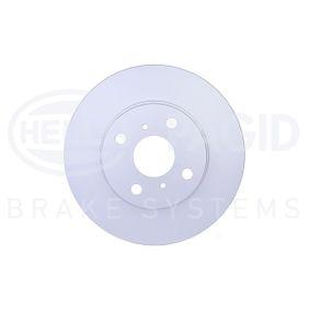 Bremsscheibe Bremsscheibendicke: 22mm, Ø: 255mm mit OEM-Nummer 4351212550