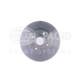 Bremsscheibe Bremsscheibendicke: 8mm, Ø: 238mm mit OEM-Nummer 7700805148