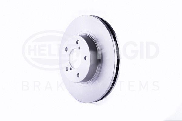 Scheibenbremsen HELLA 8DD 355 105-321 Bewertung