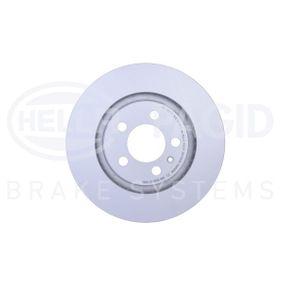 Bremsscheibe Bremsscheibendicke: 22,0mm, Ø: 280mm mit OEM-Nummer 1J0615301P