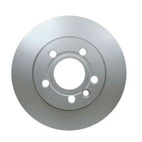 Bremsscheibe Bremsscheibendicke: 12mm, Ø: 280mm mit OEM-Nummer 701615601/A