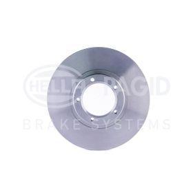 Bremsscheibe Bremsscheibendicke: 24,3mm, Ø: 254mm mit OEM-Nummer 5 029 815