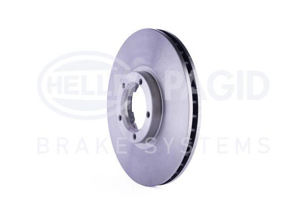 Scheibenbremsen HELLA 8DD 355 105-641 Bewertung