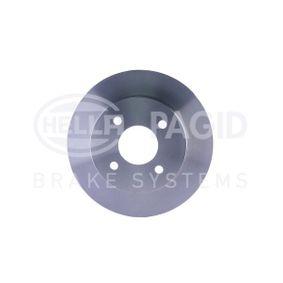 Δισκόπλακα 8DD 355 106-461 MICRA 2 (K11) 1.3 i 16V Έτος 1993