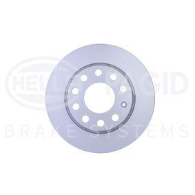 Bremsscheibe Bremsscheibendicke: 11,9mm, Ø: 255mm mit OEM-Nummer 8E0.615.601D