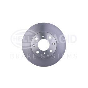 Спирачен диск 8DD 355 108-151 Jazz 2 (GD_, GE3, GE2) 1.2 i-DSI (GD5, GE2) Г.П. 2006